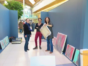 Marjorie Gehrhardt, Suzanne Steele, Cristina Burke-Trees