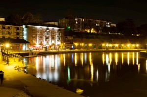 Here is a picture I took of Exeter Quay in February 2014. A beautiful location for a bit of sightseeing.