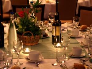 Reed Hall Dinner