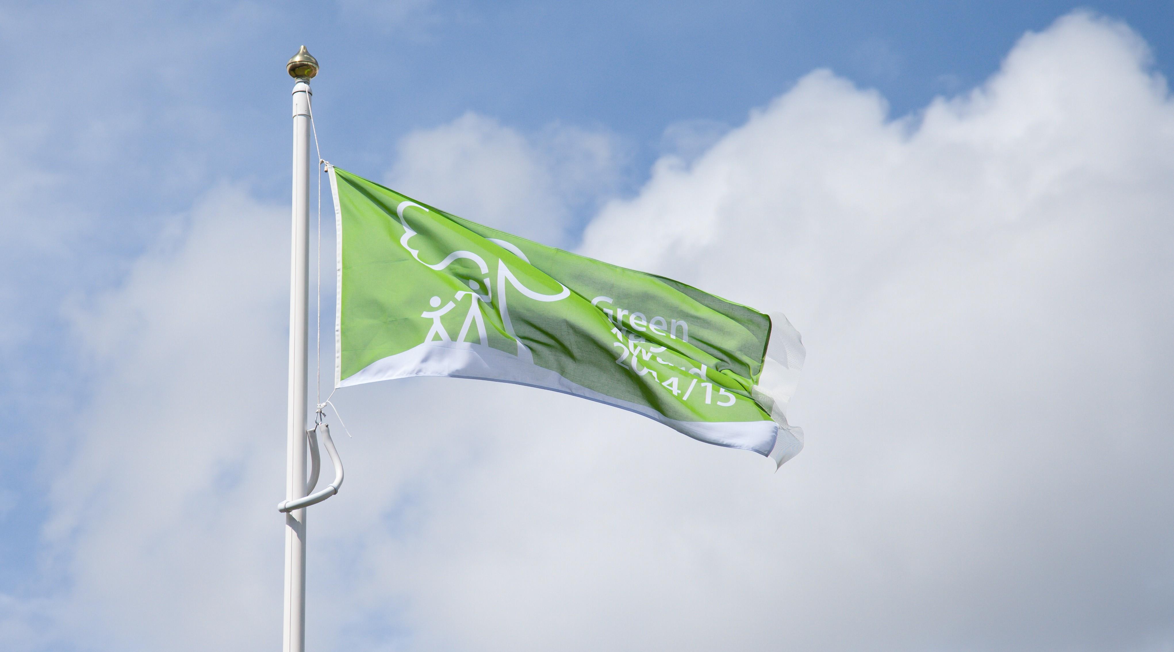 Green Flag 14