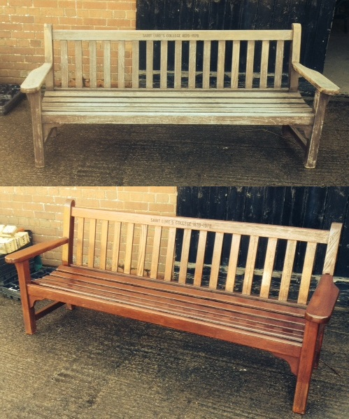 Benches st lukes