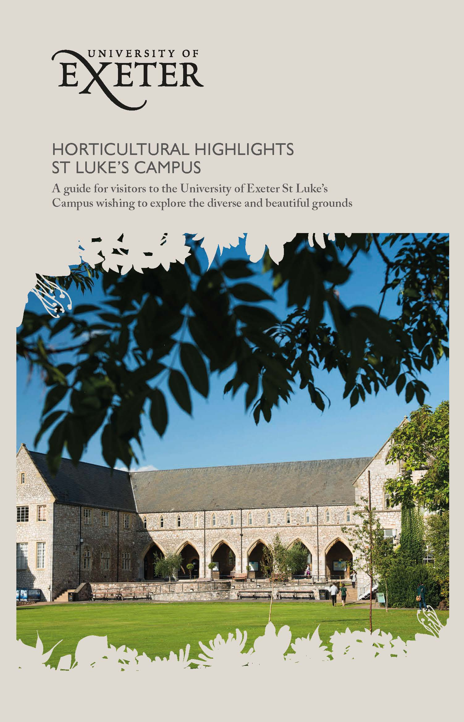 St Luke's Campus Horticultural Highlights