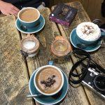 Mocha, Cappuccino, and a Rich & Creamy Hot Choc!