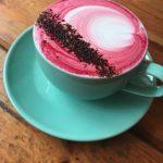 Beetroot Latte