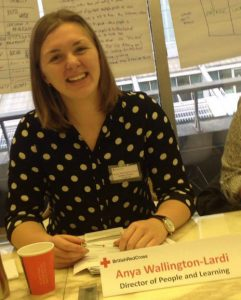 'Taking over' from the Director of People and Learning on Takeover Day 2015