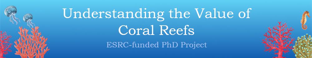 Understanding Coral Reef Value