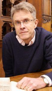 Professor Andrew McRae