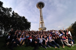 Teams from across the globe came to Seattle for the Imagine Cup world finals