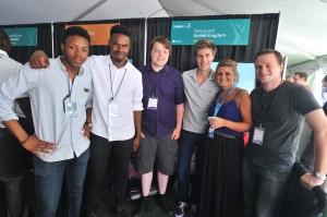 Team Vanguard took part in the Microsoft Imagine Cup world final