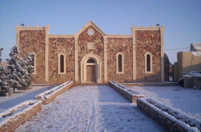 The Mar Elian Monastry