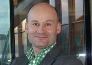 Professor Andrew Thompson is an Executive Officer for AHRC
