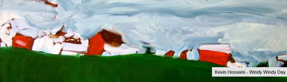 Kevin Hosseini Windy Windy Day