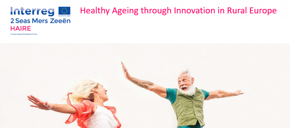 Healthy Ageing through Innovation in Rural Europe