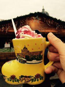 My favourite Christmas market mug