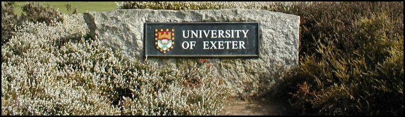 University of Exeter Internships, UoE Internships, SCP, SBP, GBP, A2I