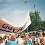 Robert Howes Pride March