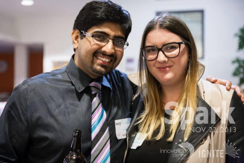 Mithil Shah & Kimberley Martinez