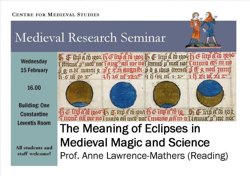 Magic Seminar