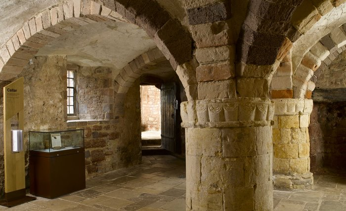Norman cellar