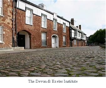 The Devon and Exeter Institution and its Medieval Resources