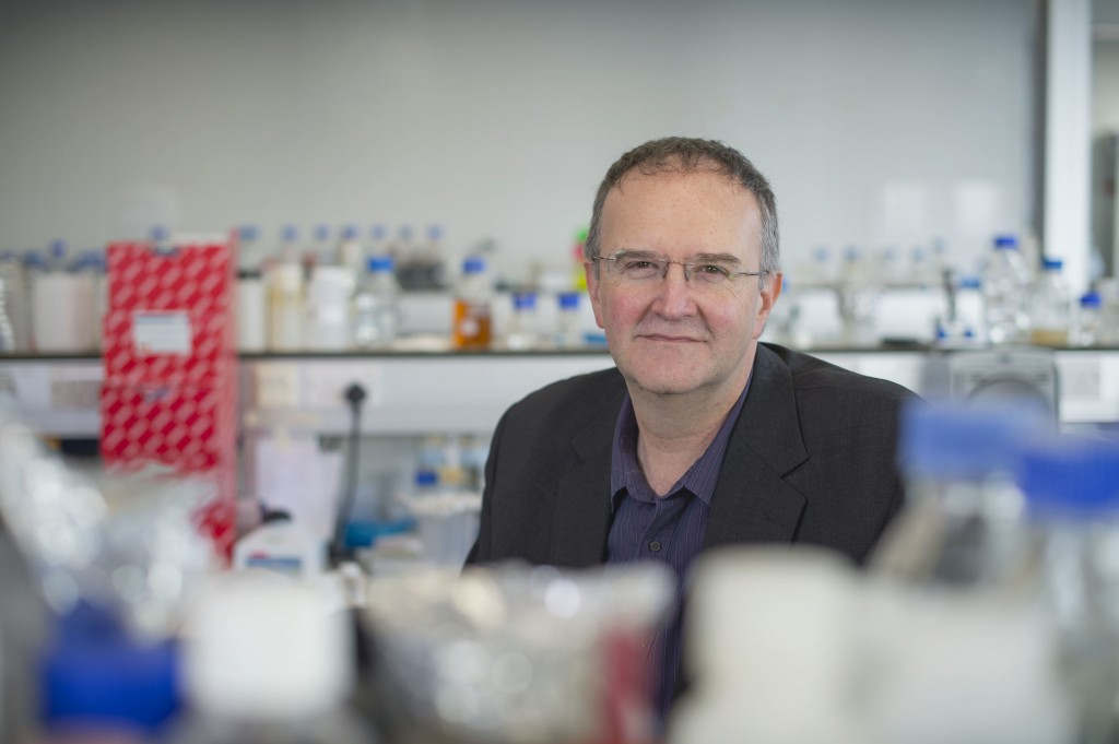 Professor Nick Talbot