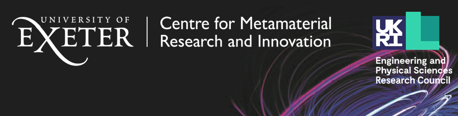 EPSRC Centre for Doctoral Training in Metamaterials (XM2)